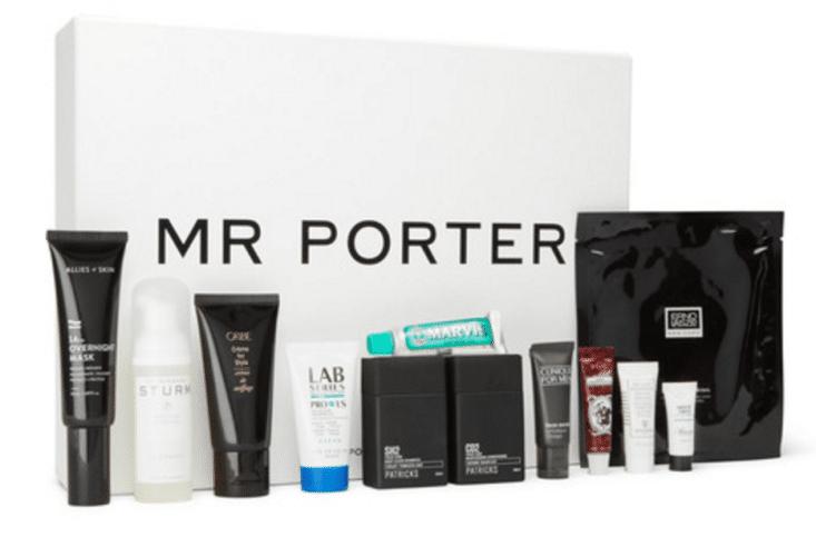 net a porter mr porter grooming kit summer 2017