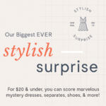 ModCloth Stylish Surprise – Available Now + COUPON!