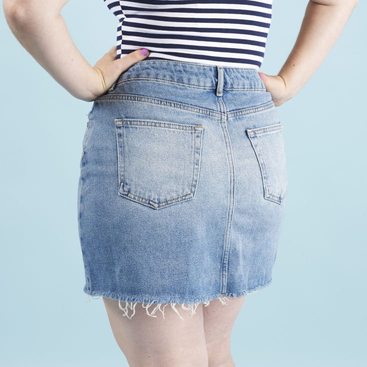 SO many summer fashion trends are on display in my latest Nordstrom Trunk Club review!