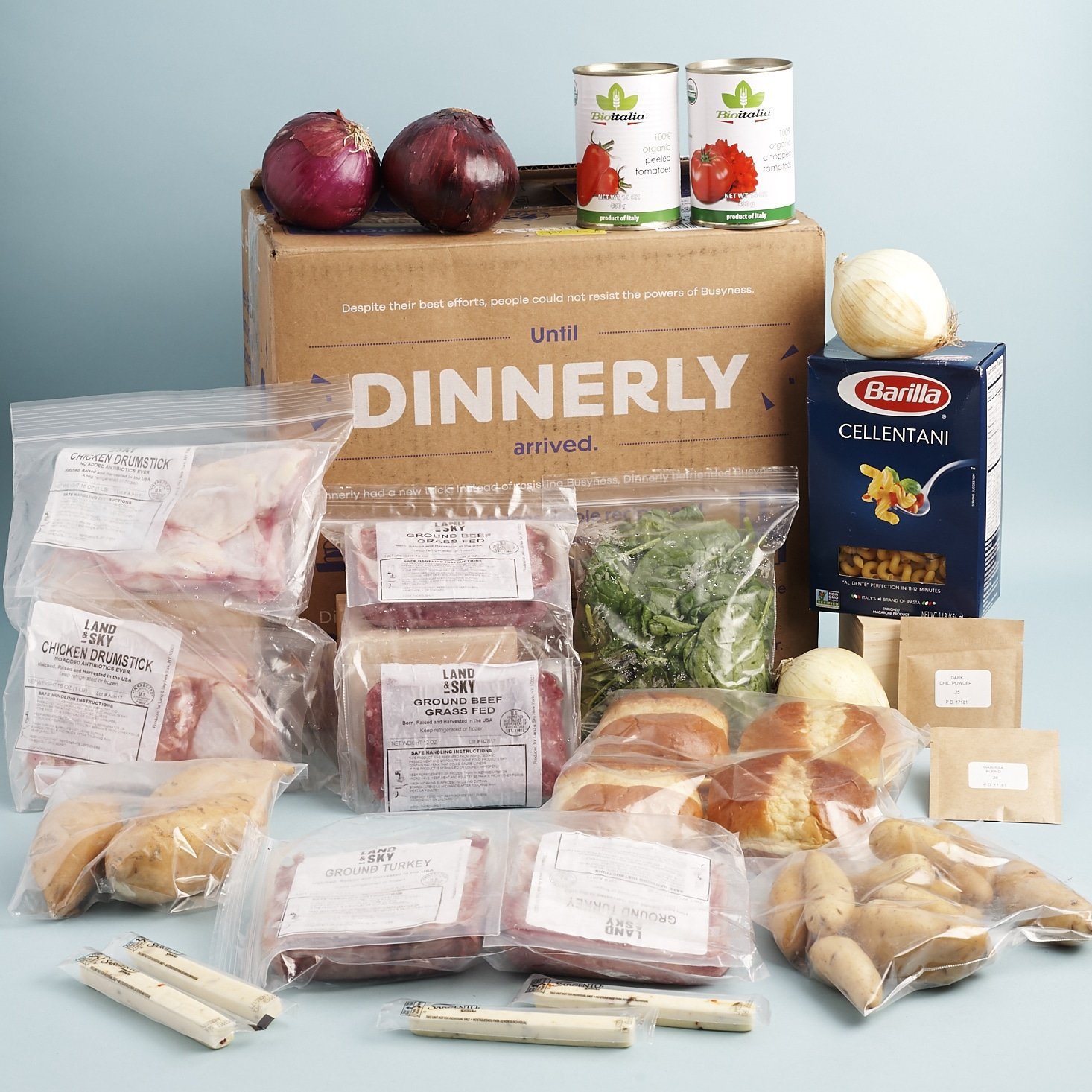 Dinnerly 4th of July Coupon – Save $60 Off Your First Four Boxes!