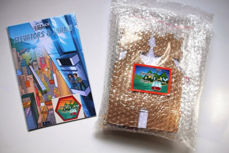 Little Passports Science Expeditions July 2017 Kid's Subscription Box