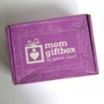 MomGiftBox by Jennie Garth Review + 50% Off Coupon – September 2017