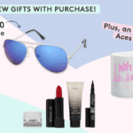 New Free Gifts With Birchbox Shop Purchase