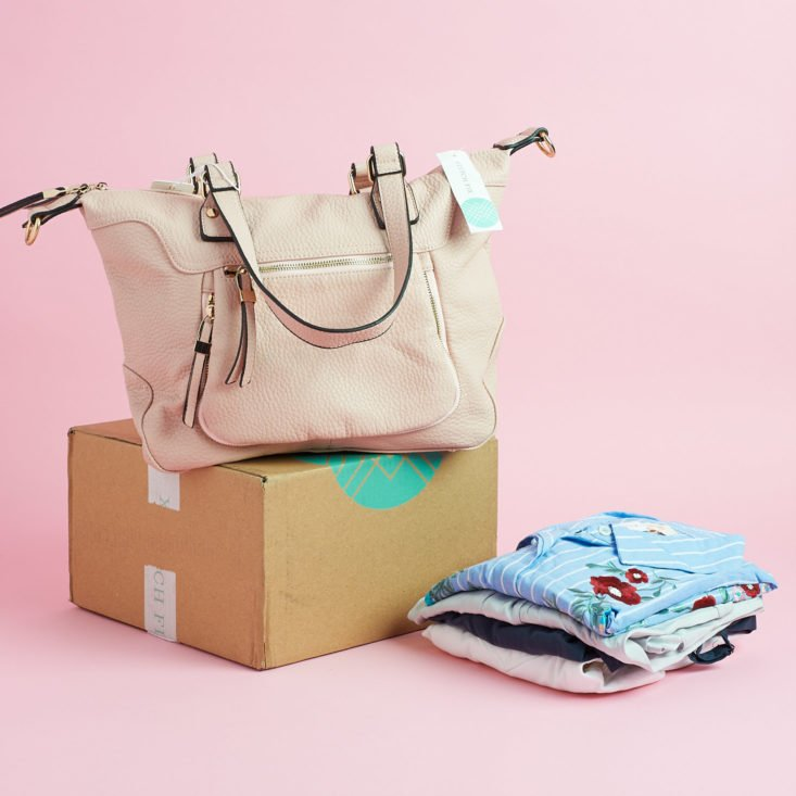 Stitch Fix Womens August 2017 Clothing Subscription Box