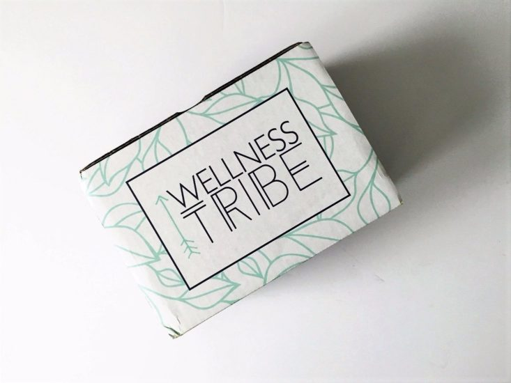 WELLNESS TRIBE August 2017 Women's Health and Wellness Subscription Box