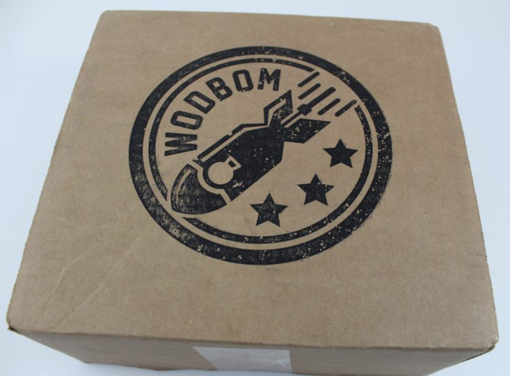 WODBOM August 2017 Fitness Subscription Box