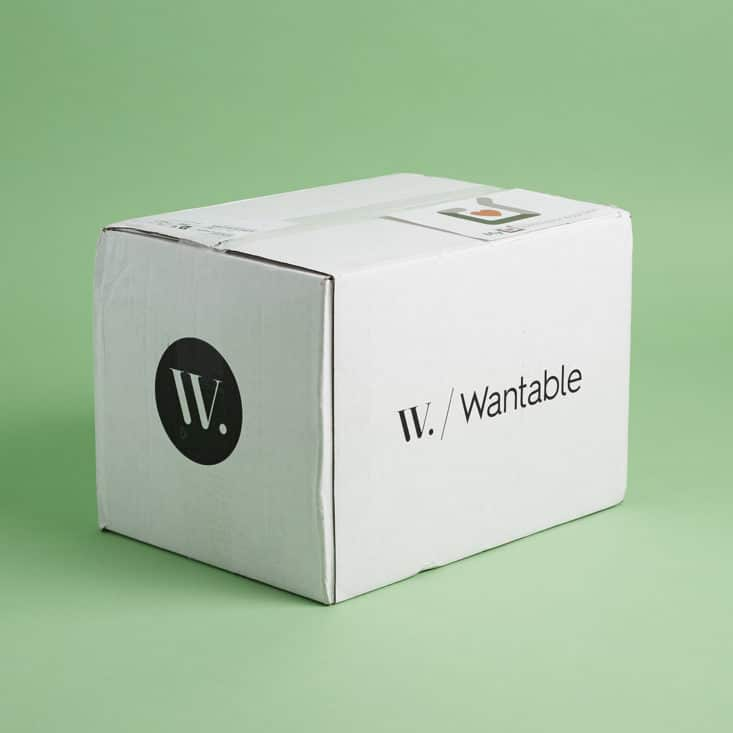 Wantable Mens Fitness August 2017 Clothing Subscription Box