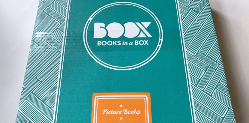 Boox Volume 4 Subscription Box Review – September 2017