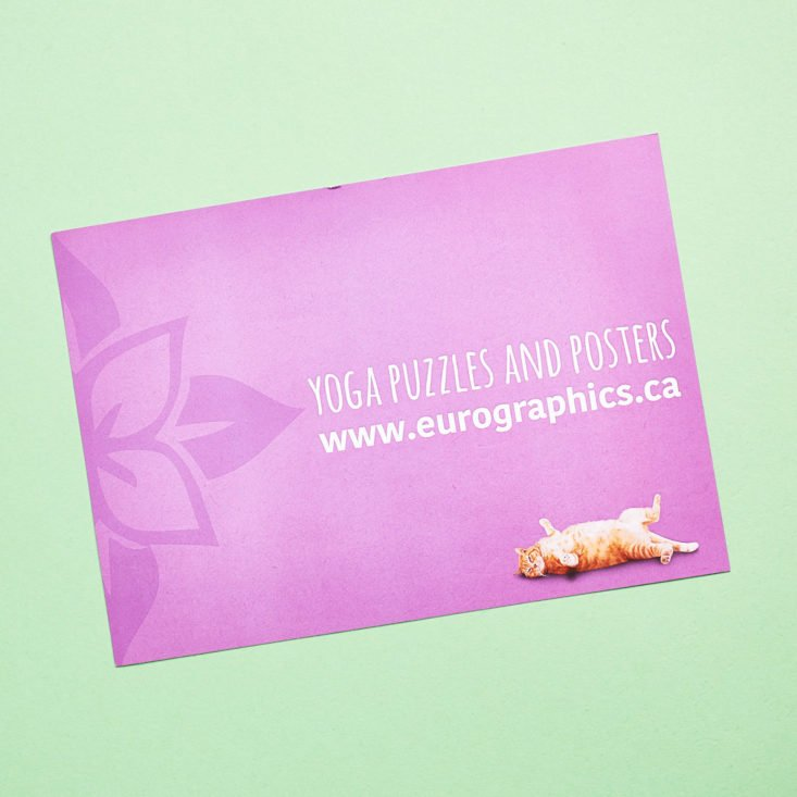 Happy National Yoga Month! See what yoga, wellness, and holistic treats are inside the September Yogi Surprise box!