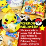 Japan Crate Coupon – FREE Pokemon Snacks with Pre-Paid Subscription!
