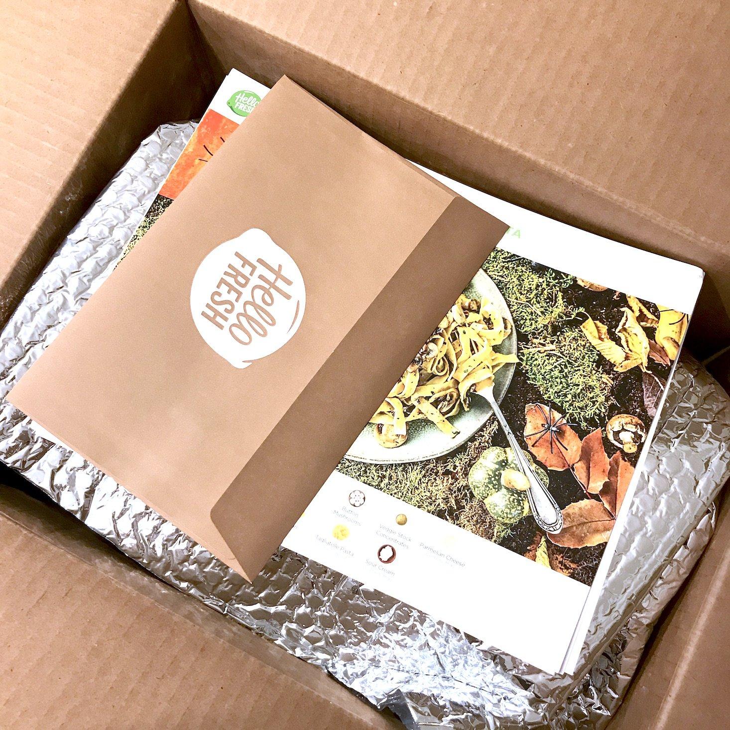 Hello Fresh Subscription Box Review + Coupon – November 2017