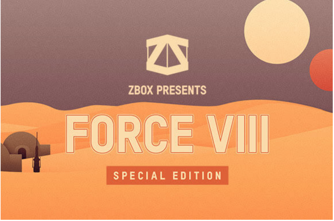 Limited Edition Star Wars ZBox Available For Pre-Order!
