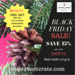 Roost Crate Black Friday Coupon – 15% Off Subscriptions