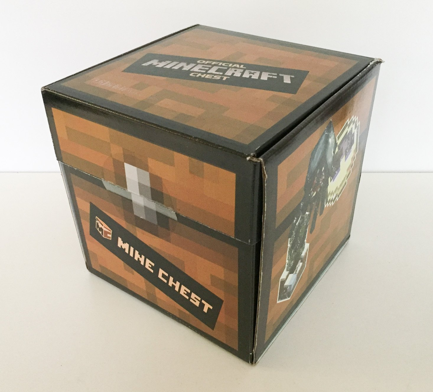 Mine Chest Minecraft Subscription Box Review – Sept/Oct 2017