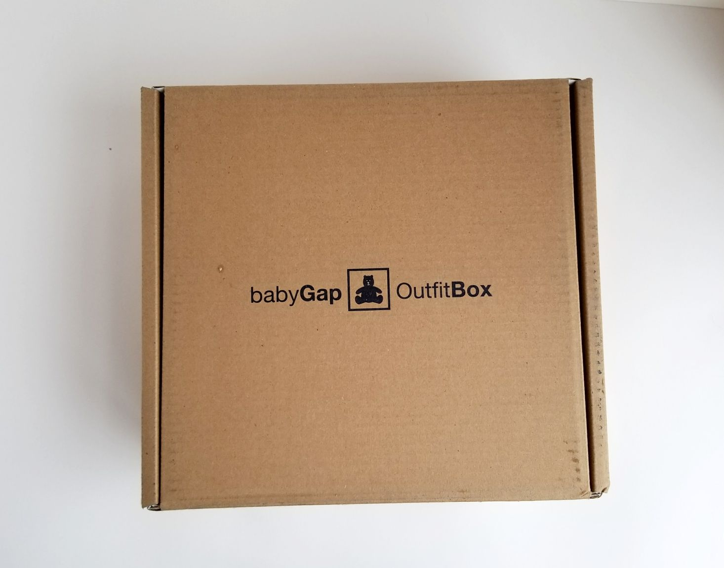 Baby Gap OutfitBox Subscription Review – Winter 2017