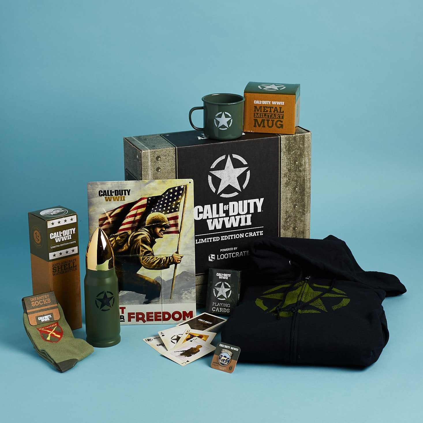 Loot Crate Limited Edition Call of Duty