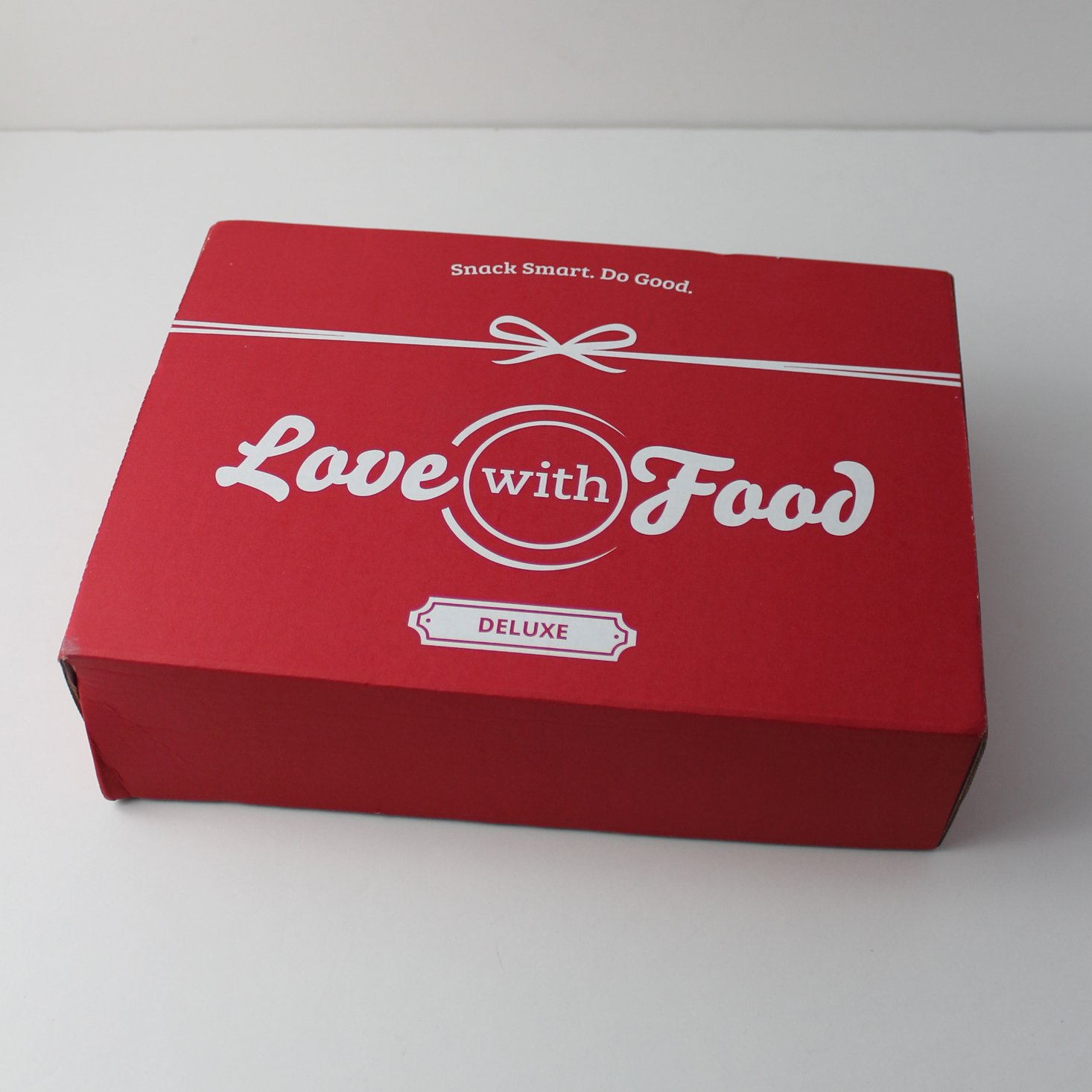 Love with Food Deluxe Box Review + Coupon – February 2018