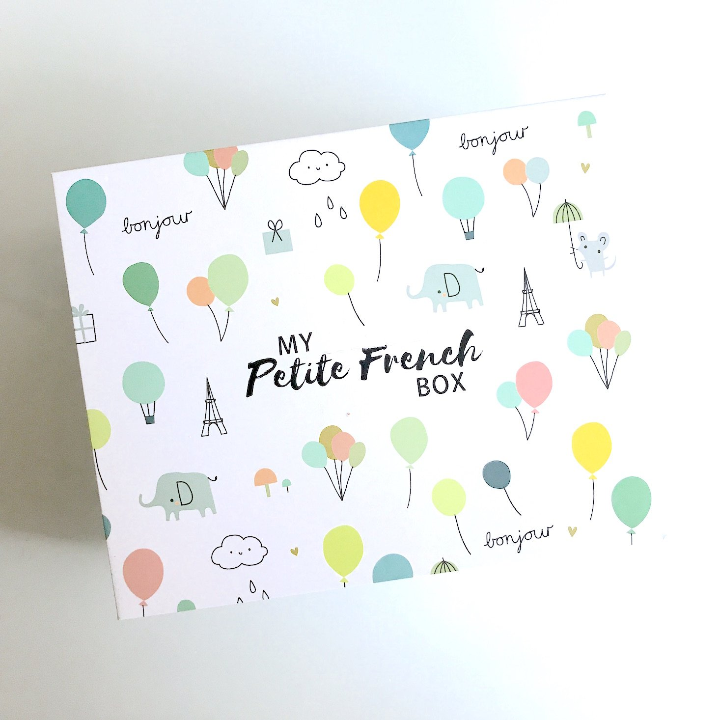 My Petite French Box Kid's Subscription Review + Coupon – February 2018
