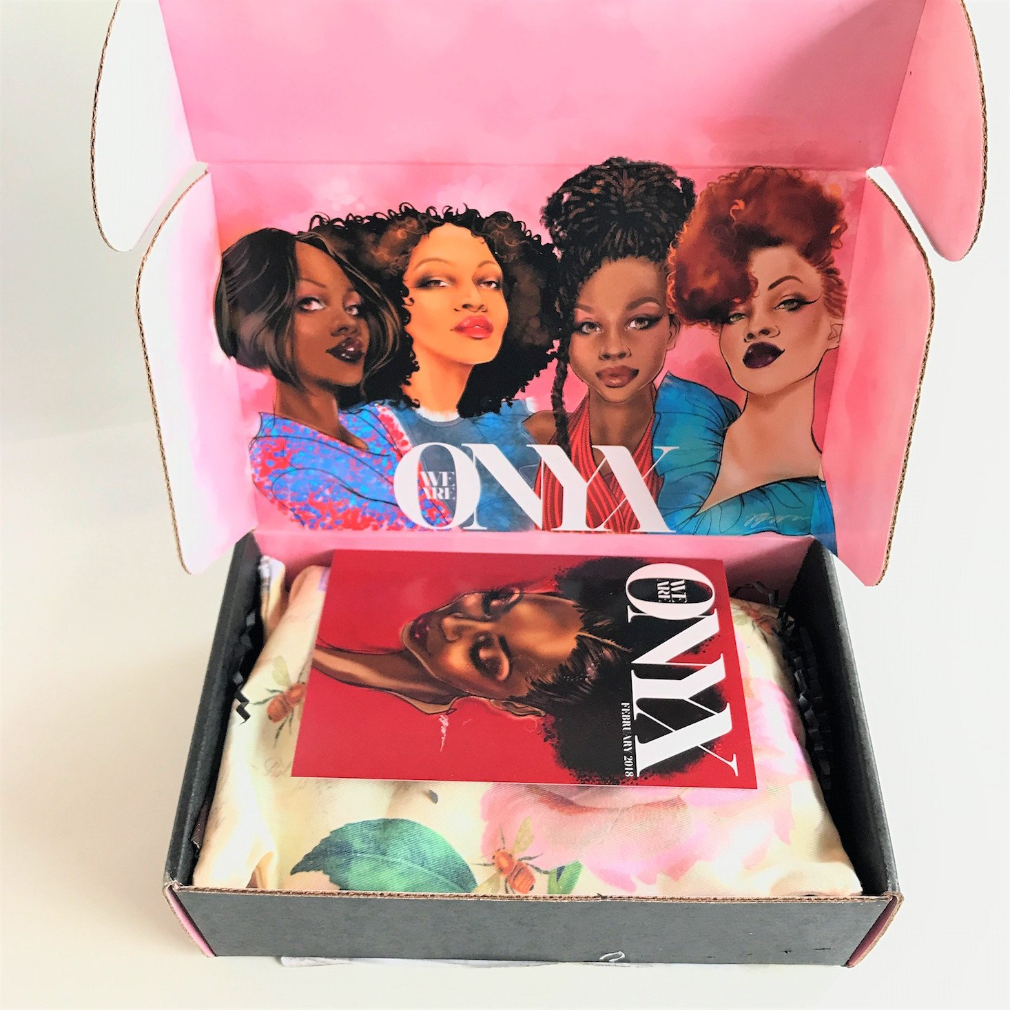 OnyxBox Women of Color Subscription Review + Coupon – February 2018