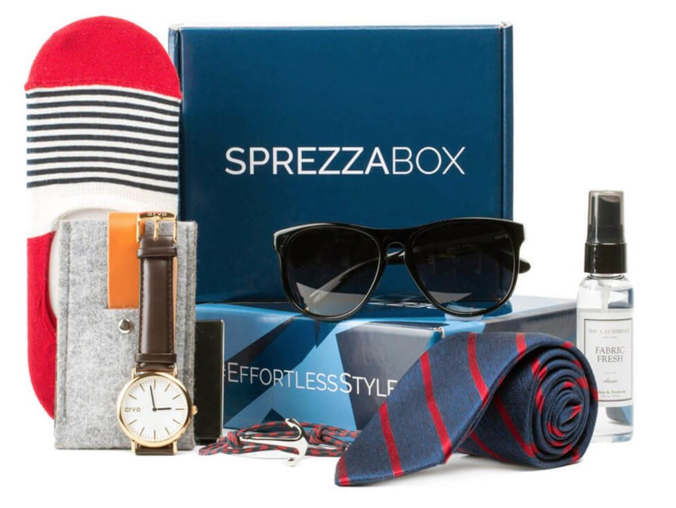 SprezzaBox May 2019 FULL Spoilers + Coupon!