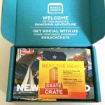 "Snack Crate Subscription Box ""New Zealand"" Review – June 2018"
