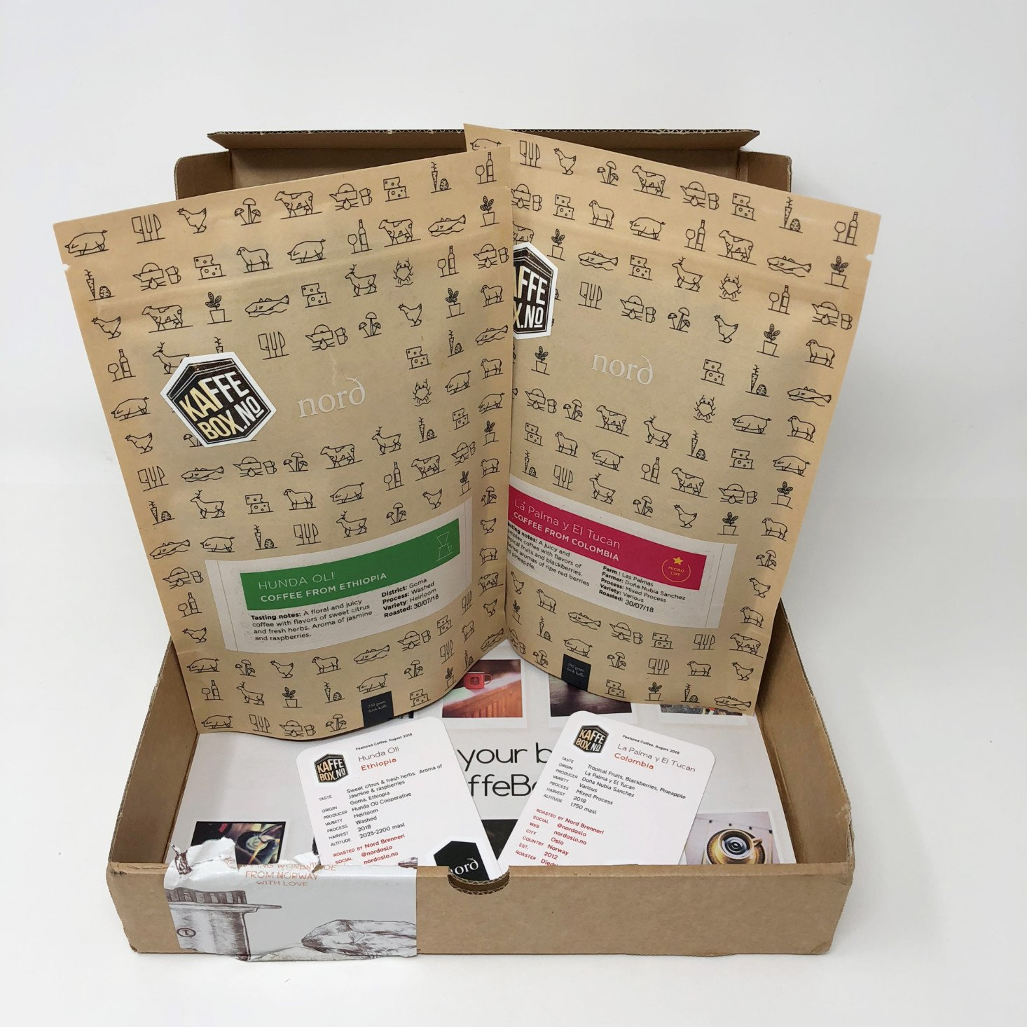 KaffeBox Coffee Subscription Review + Coupon – August 2018