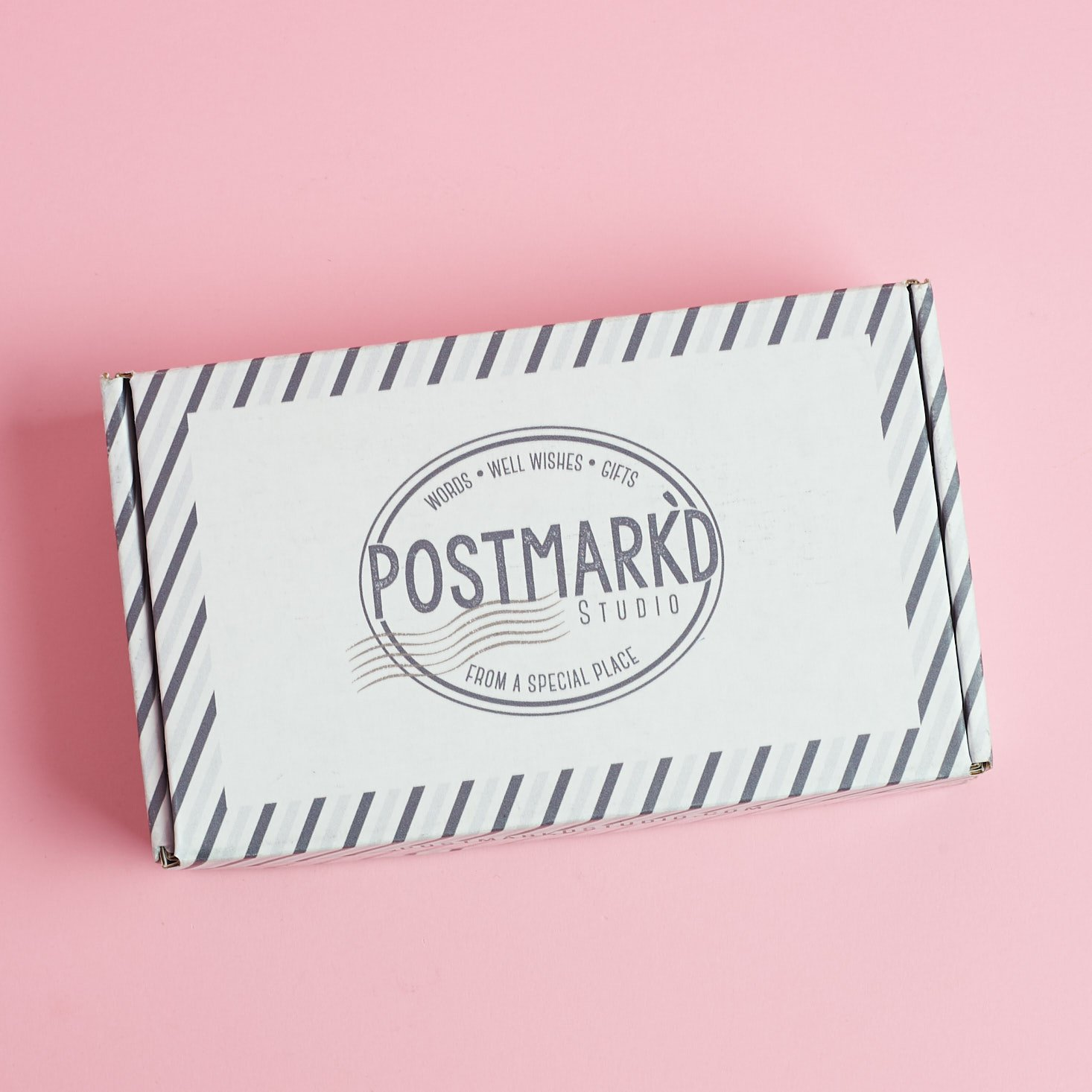 Postmark'd Studio PostBox Review + Coupon – August 2018