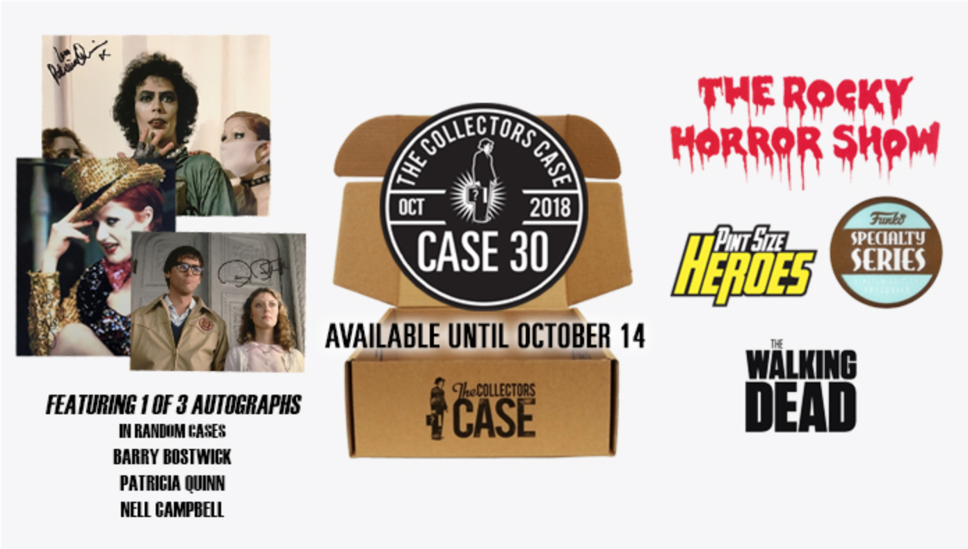 The Collector's Case October 2018 Spoilers!