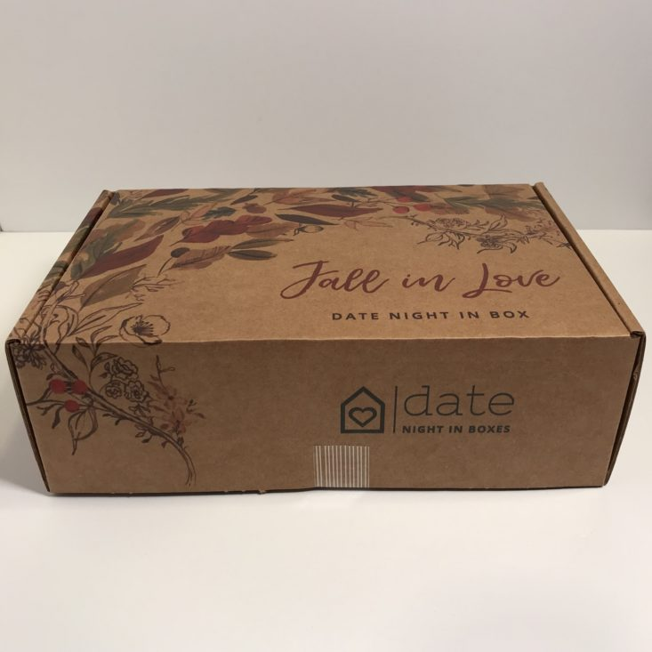 Review for Date Night In Box Review + Coupon - October 2018