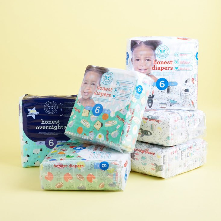 Honest Diapers Best Baby Boxes