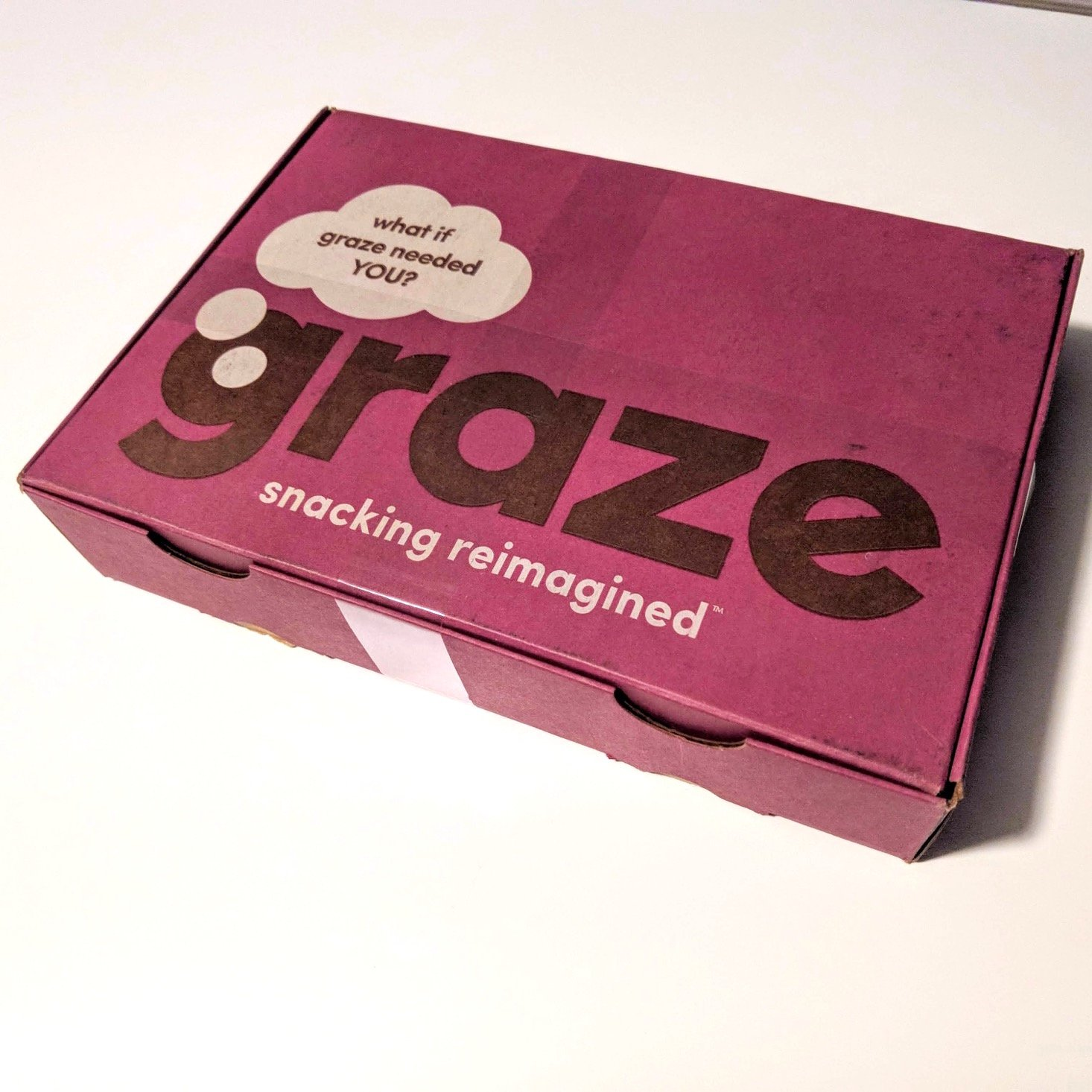 Graze 8 Snack Variety Box Review + Free Box Coupon – October 2018
