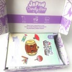 Japan Candy Box Subscription Review – September 2018