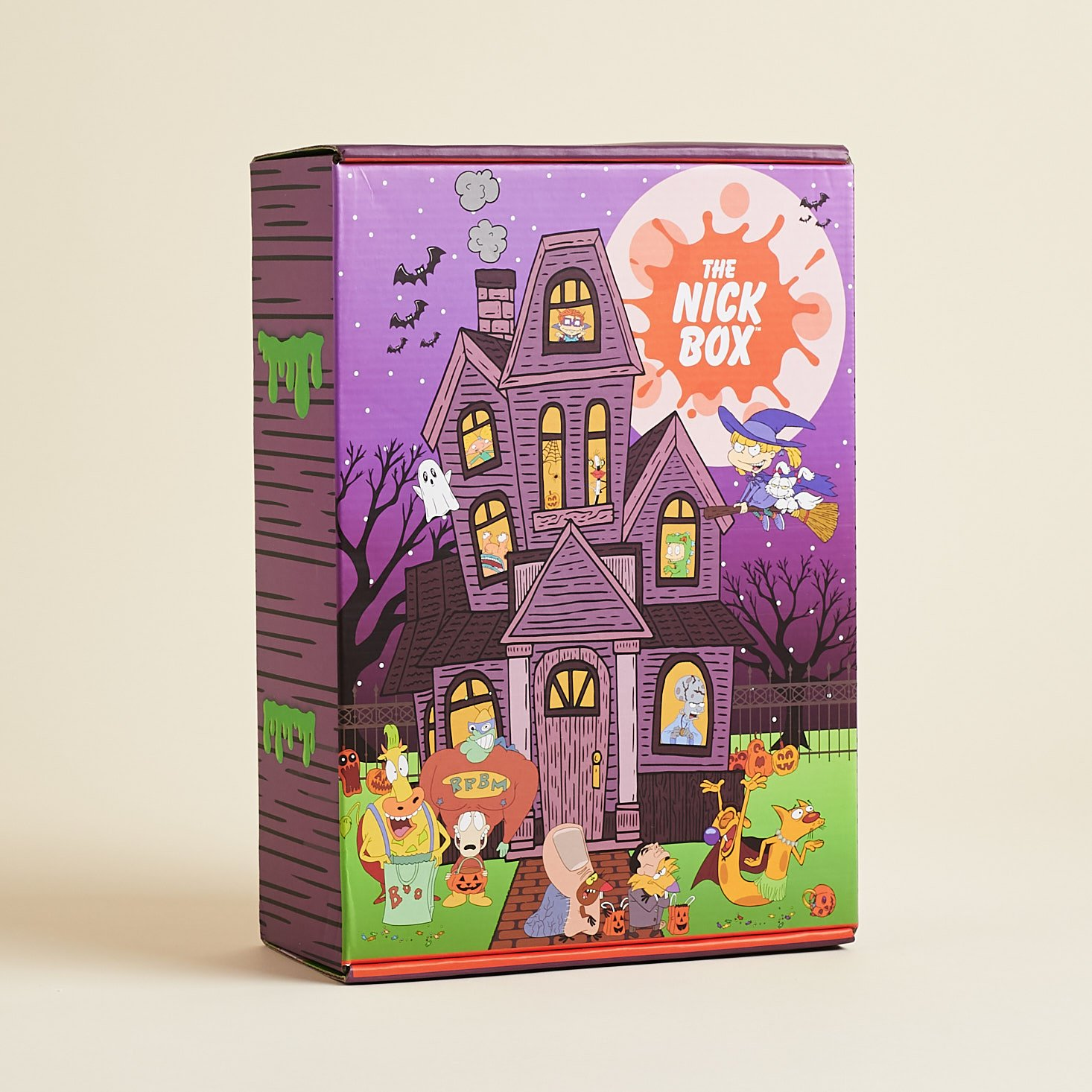 The Nick Box Review: Trick or Treat + Limited Time Coupon – Fall 2018