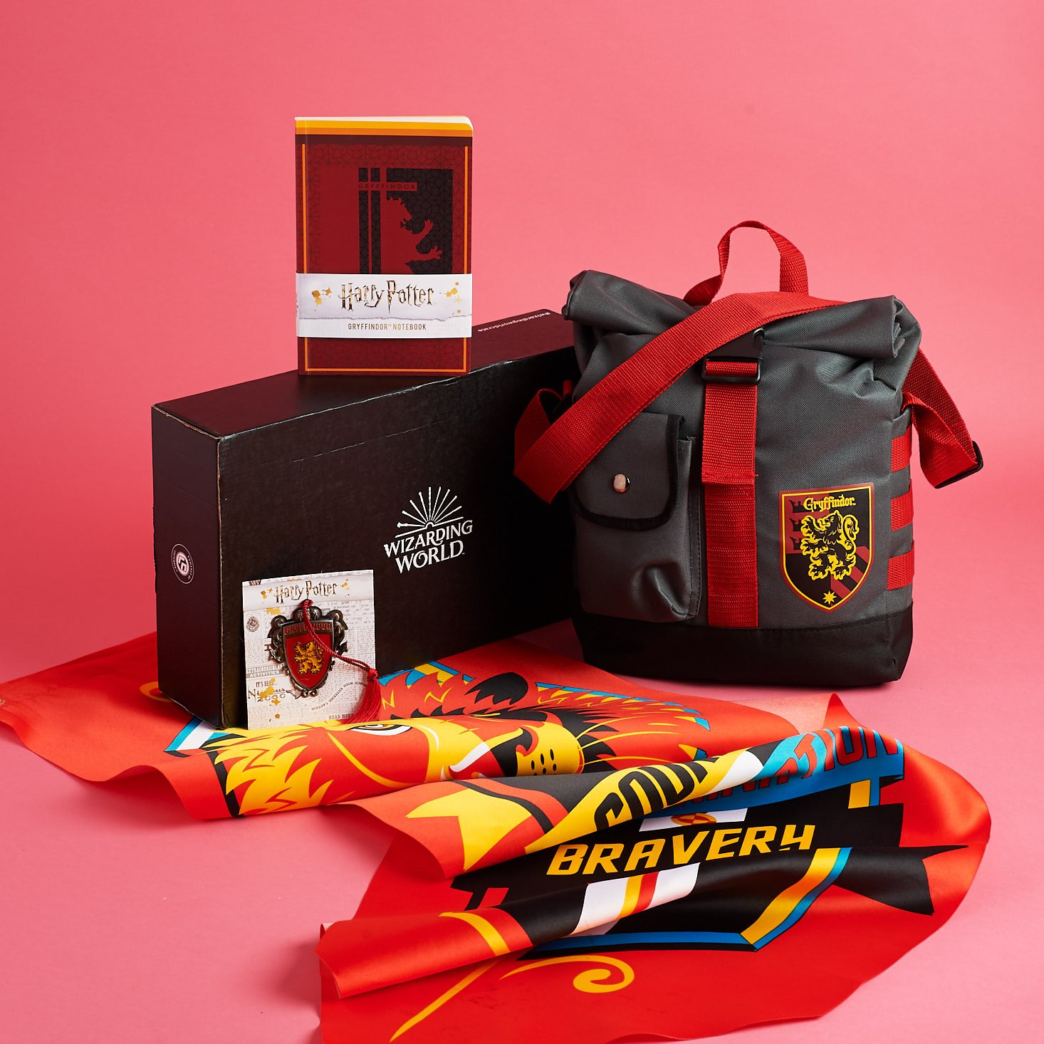 Harry Potter Wizarding World Subscription Box – Black Friday 50% Off Sale!