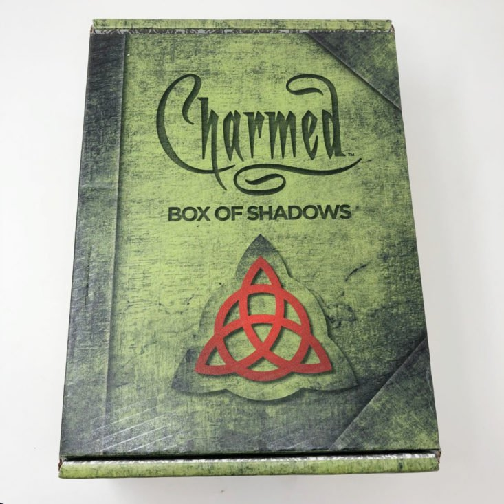 Review for Charmed: Box of Shadows Review + Coupon – October 2018