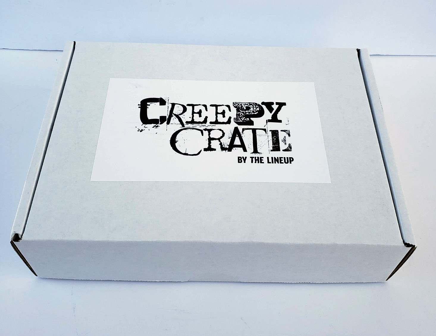 Creepy Crate By The Lineup Review + Coupon – September 2018