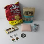 All Around Vegan Subscription Box Review + Coupon – December 2018