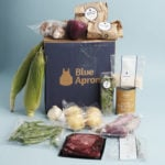 What's in a Blue Apron Box?