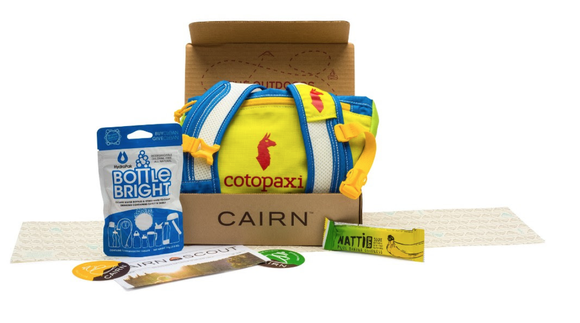 Cairn Deal – Start Your Subscription with The Trailhead Collection Box!