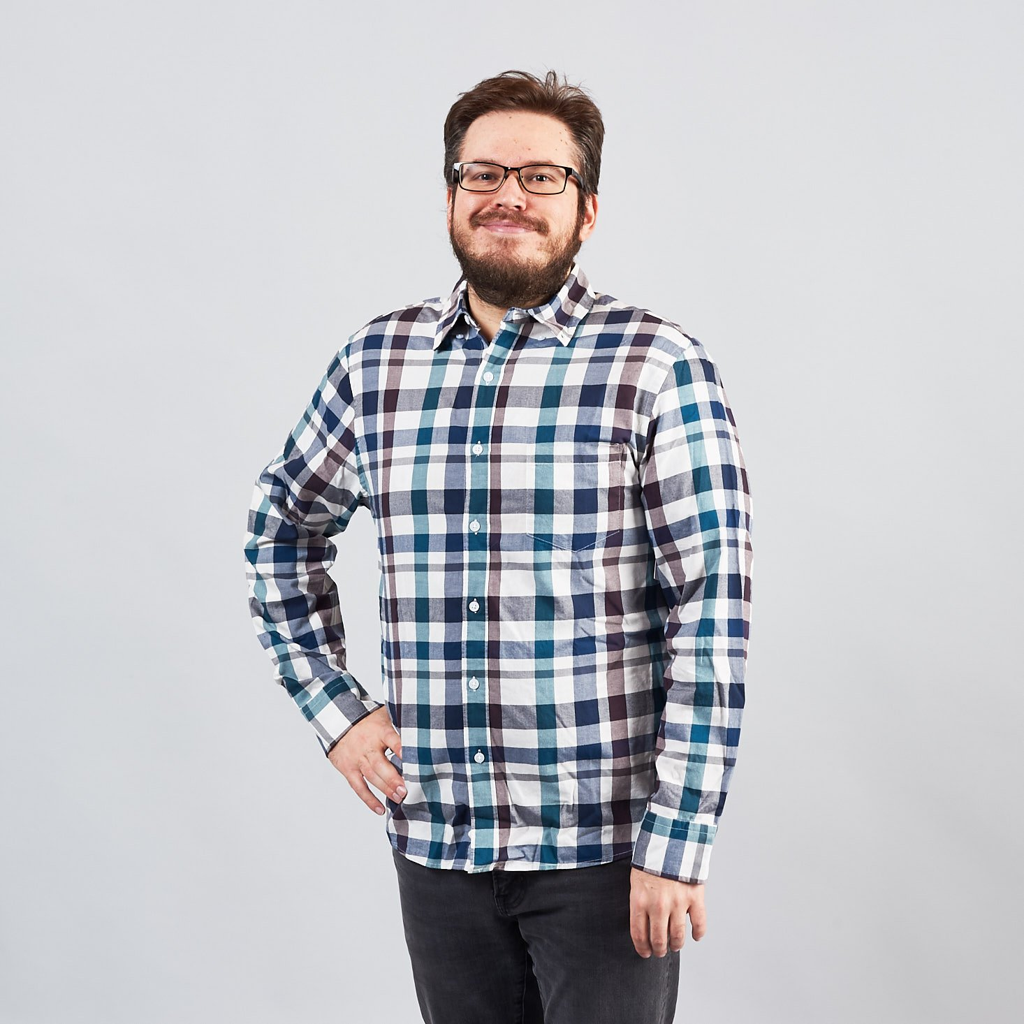 Stitch Fix for Men Clothing Box Review
