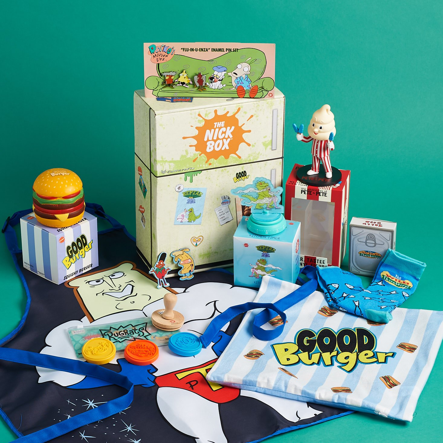 The Nick Box Review: What's Cookin' – Winter 2018
