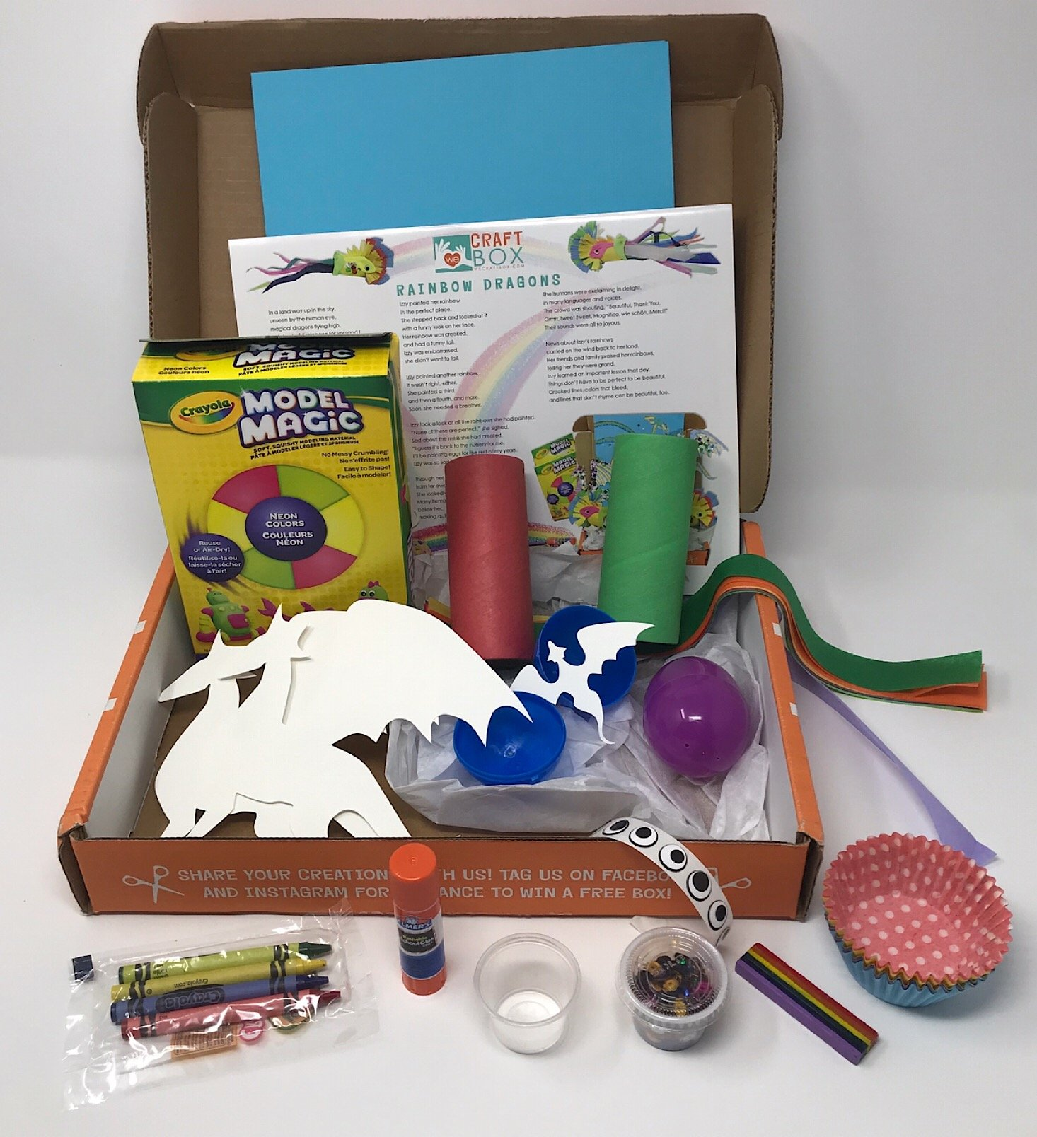 We Craft Box Subscription for Kids Review + Coupon – January 2019