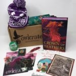 OwlCrate YA Book Box Review + Coupon – February 2019