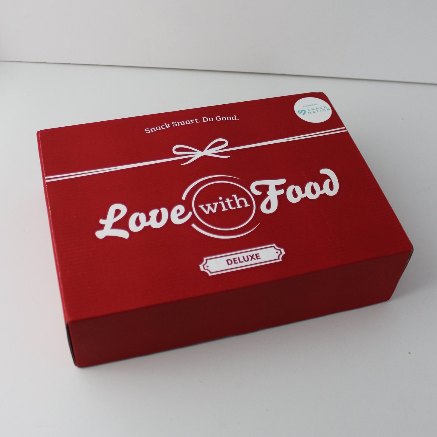 Love With Food Deluxe Box Review – February 2019