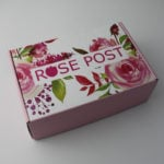 RosePost Box Subscription Review + Coupon – Winter 2019