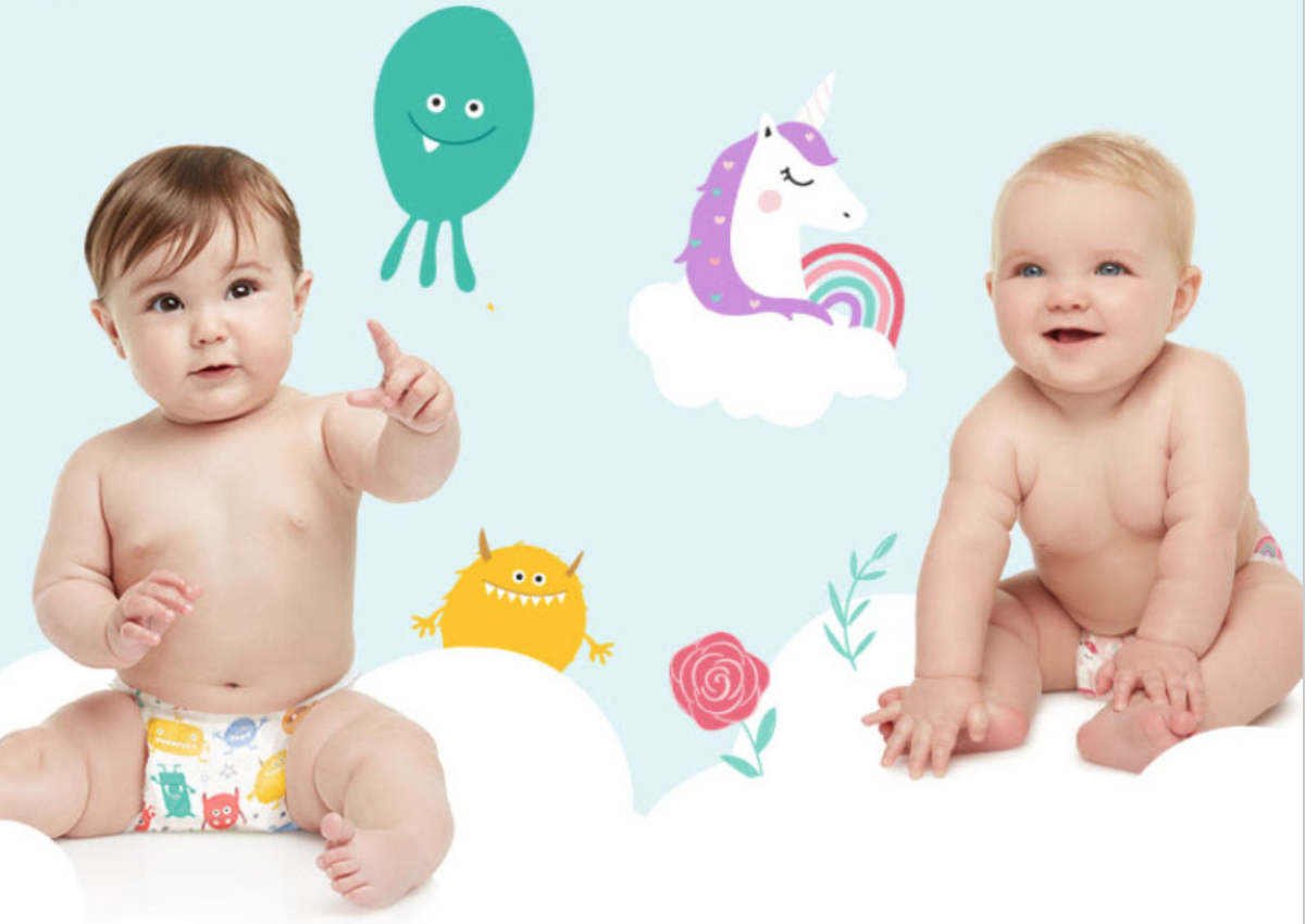 Honest Company Labor Day Deal – 40% Off Your First Diaper Bundle!