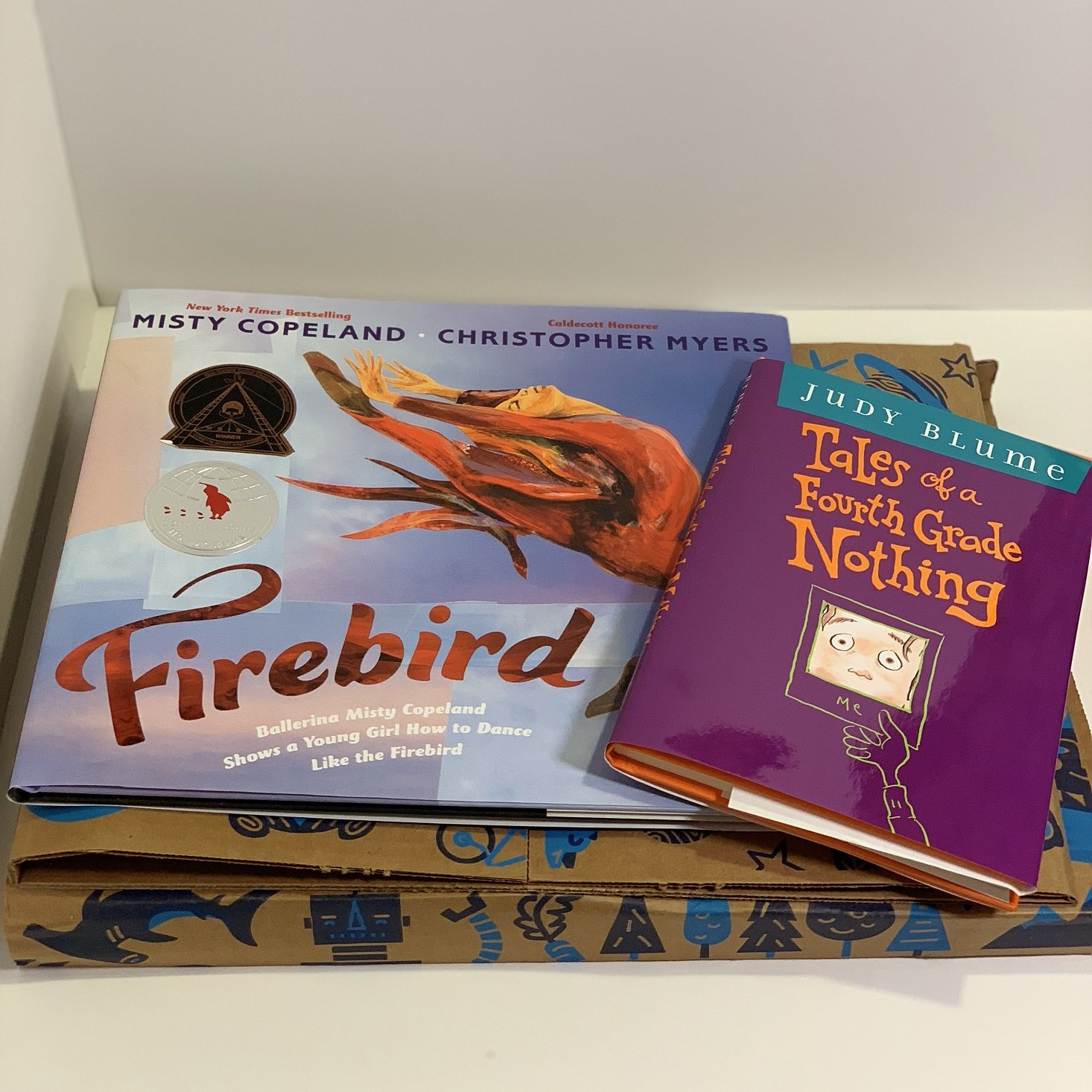 Amazon Prime Book Box, Ages 6-8 Review – February 2019
