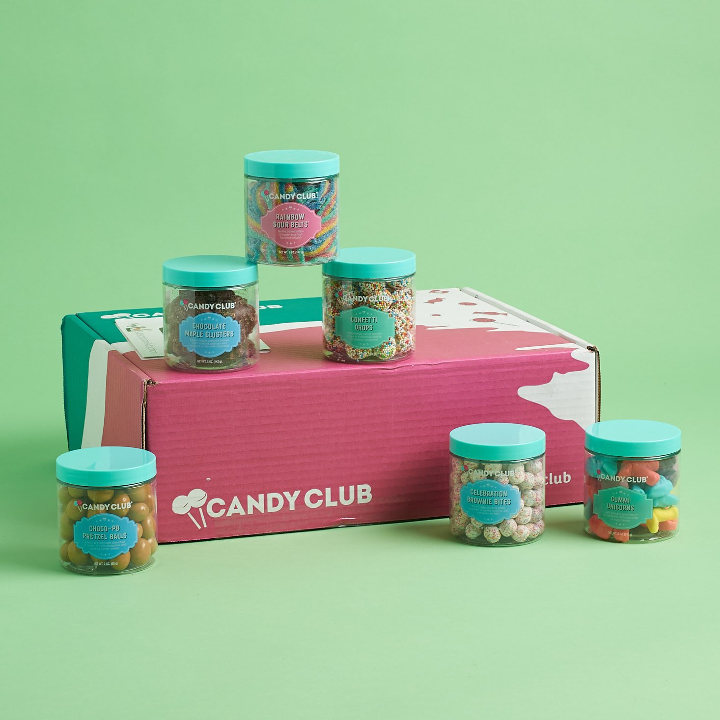 Candy Club Subscription Review – March 2019