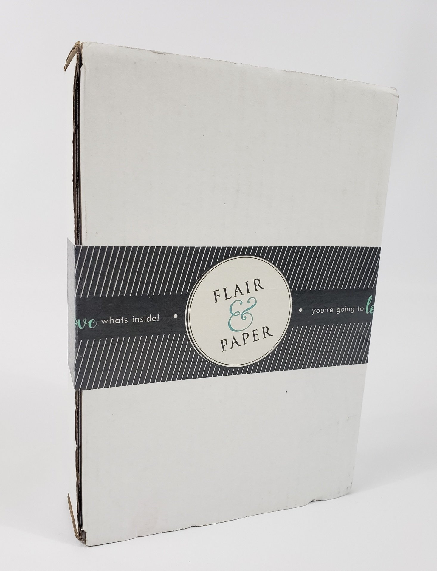Flair & Paper Stationery Review + Coupon – March 2019