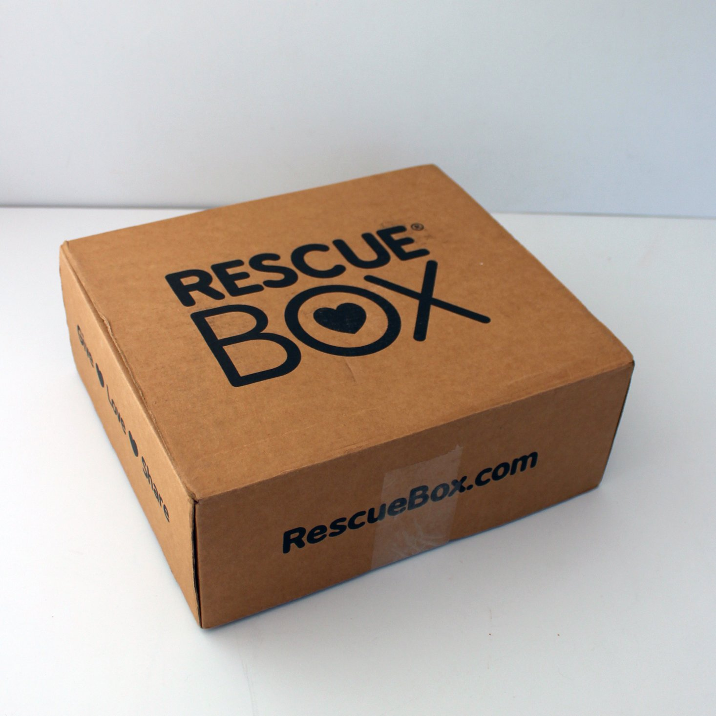 Rescue Box Dog Subscription Review – March 2019
